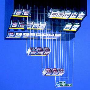 Overhead Racks